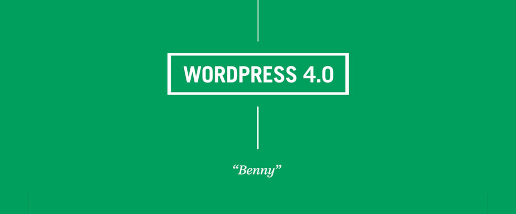 Wordpress Benny 4.0