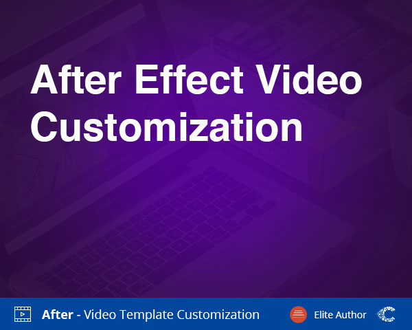 Express advanced after effects customization after effects video template customization 01 pronofoot35fo Image collections